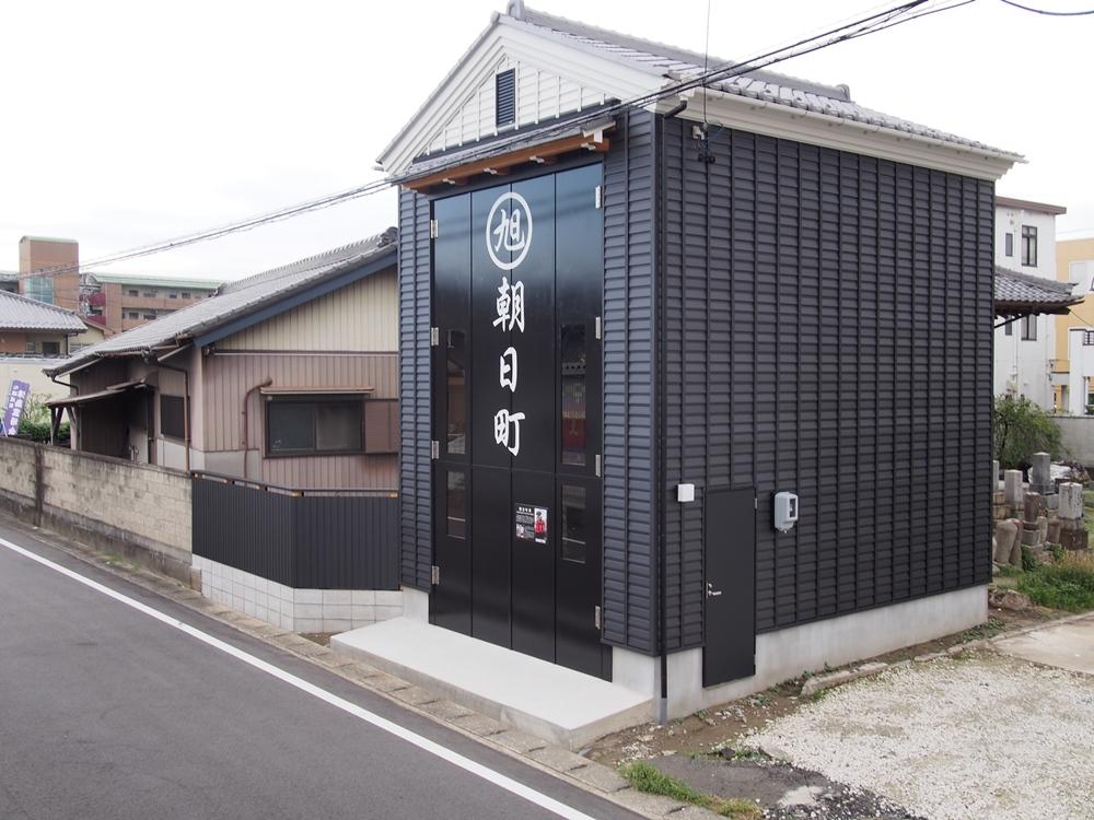 津島市朝日町 山車小屋 横イメージ01
